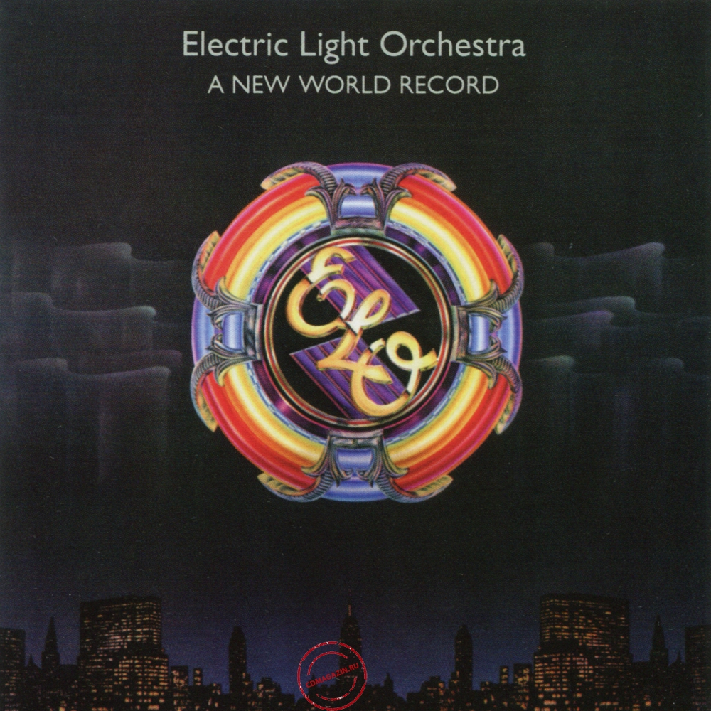 Audio CD: Electric Light Orchestra (1976) A New World Record