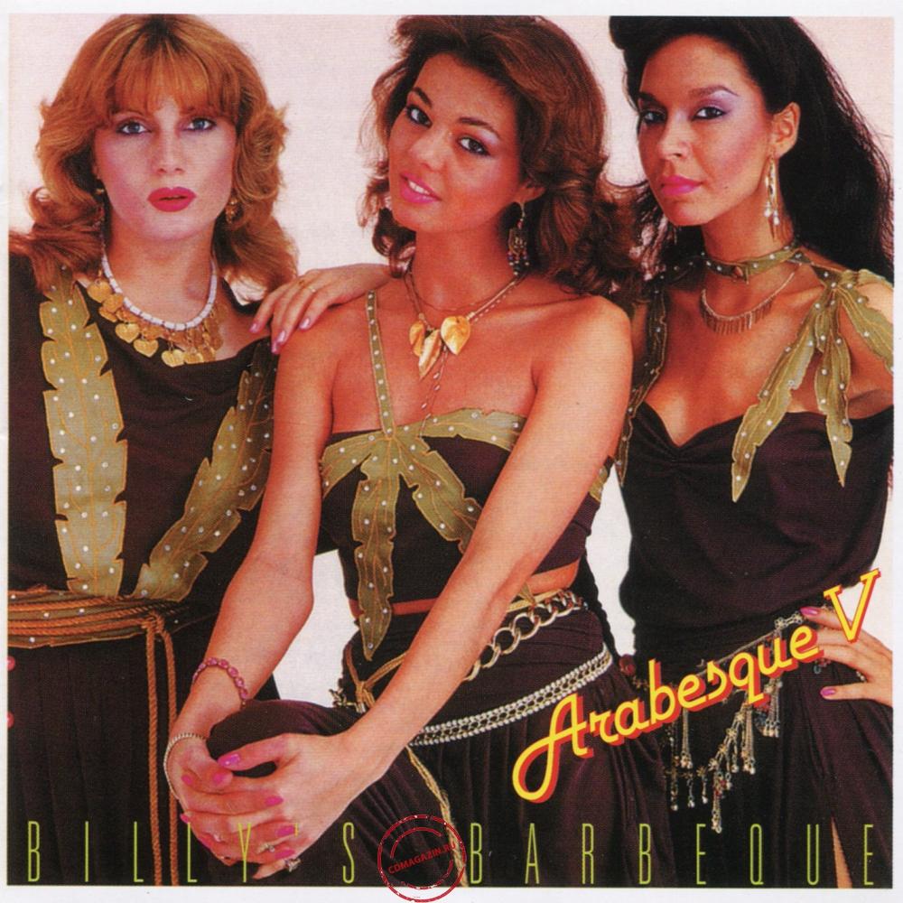 Audio CD: Arabesque (1981) Arabesque V
