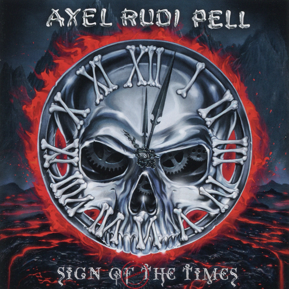 Audio CD: Axel Rudi Pell (2020) Sign Of The Times
