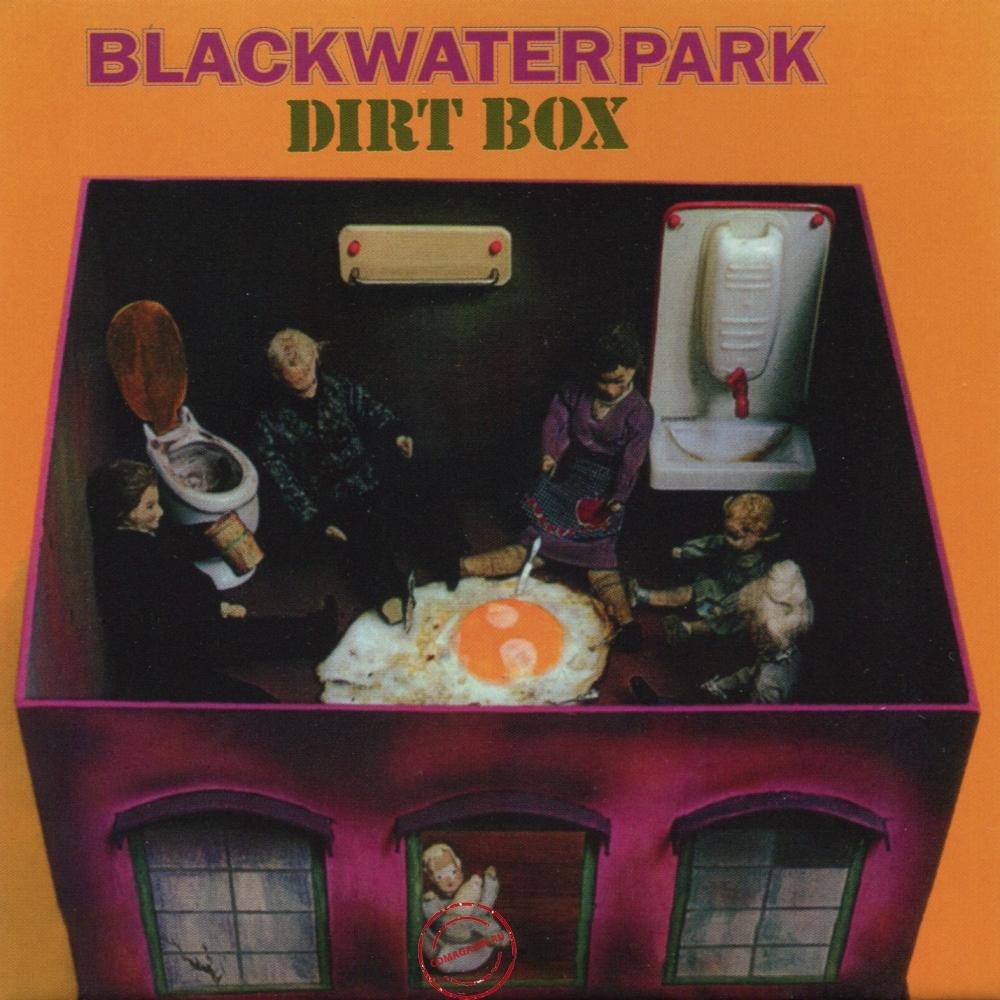 Audio CD: Blackwater Park (1972) Dirt Box