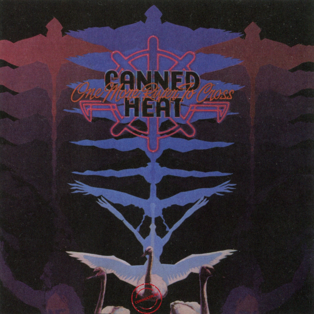 Audio CD: Canned Heat (1973) One More River To Cross