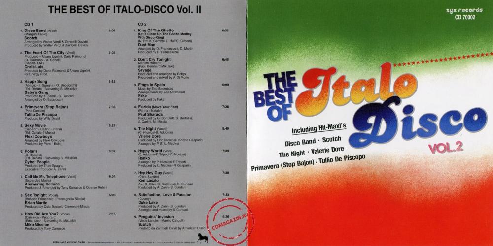 итало диско хитс1984