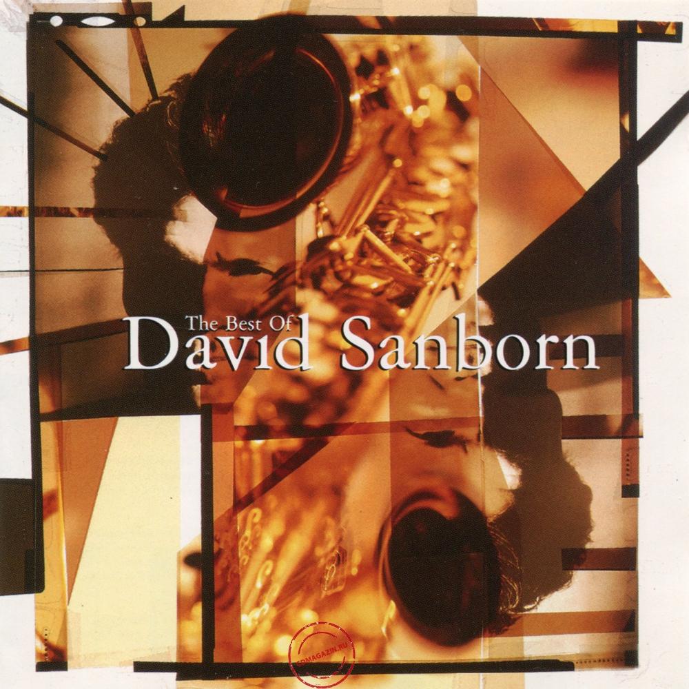 Audio CD: David Sanborn (1994) The Best Of David Sanborn