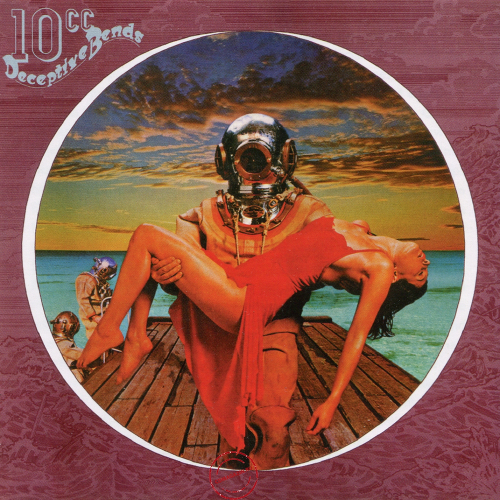 Audio CD: 10cc (1977) Deceptive Bends
