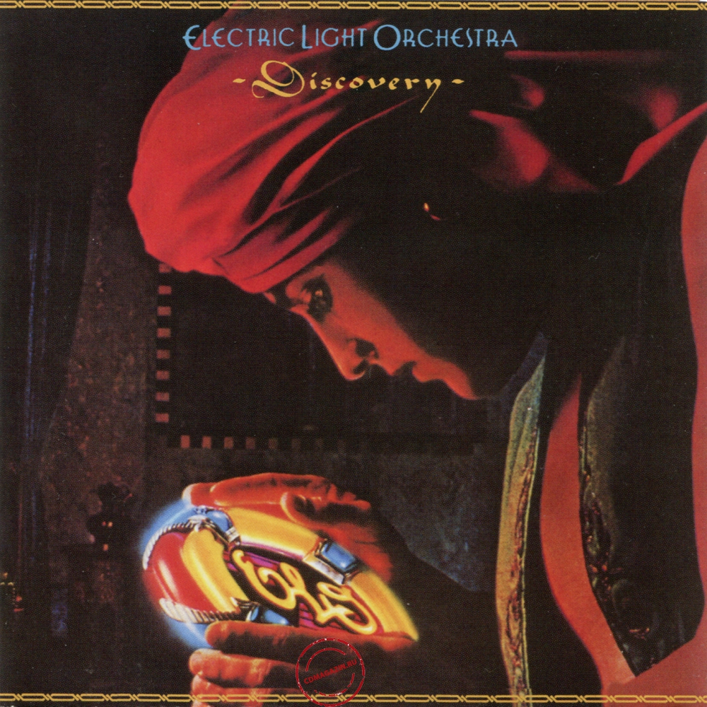 Audio CD: Electric Light Orchestra (1979) Discovery