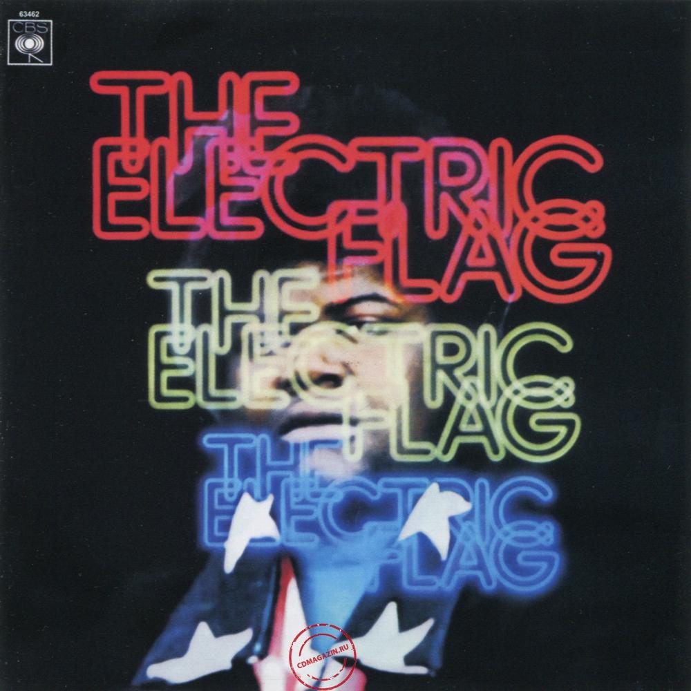 Audio CD: Electric Flag (1968) An American Music Band