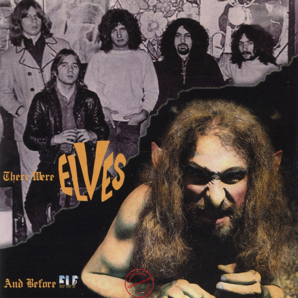 Audio CD: Elves (1972) And Before Elf... There Were Elves
