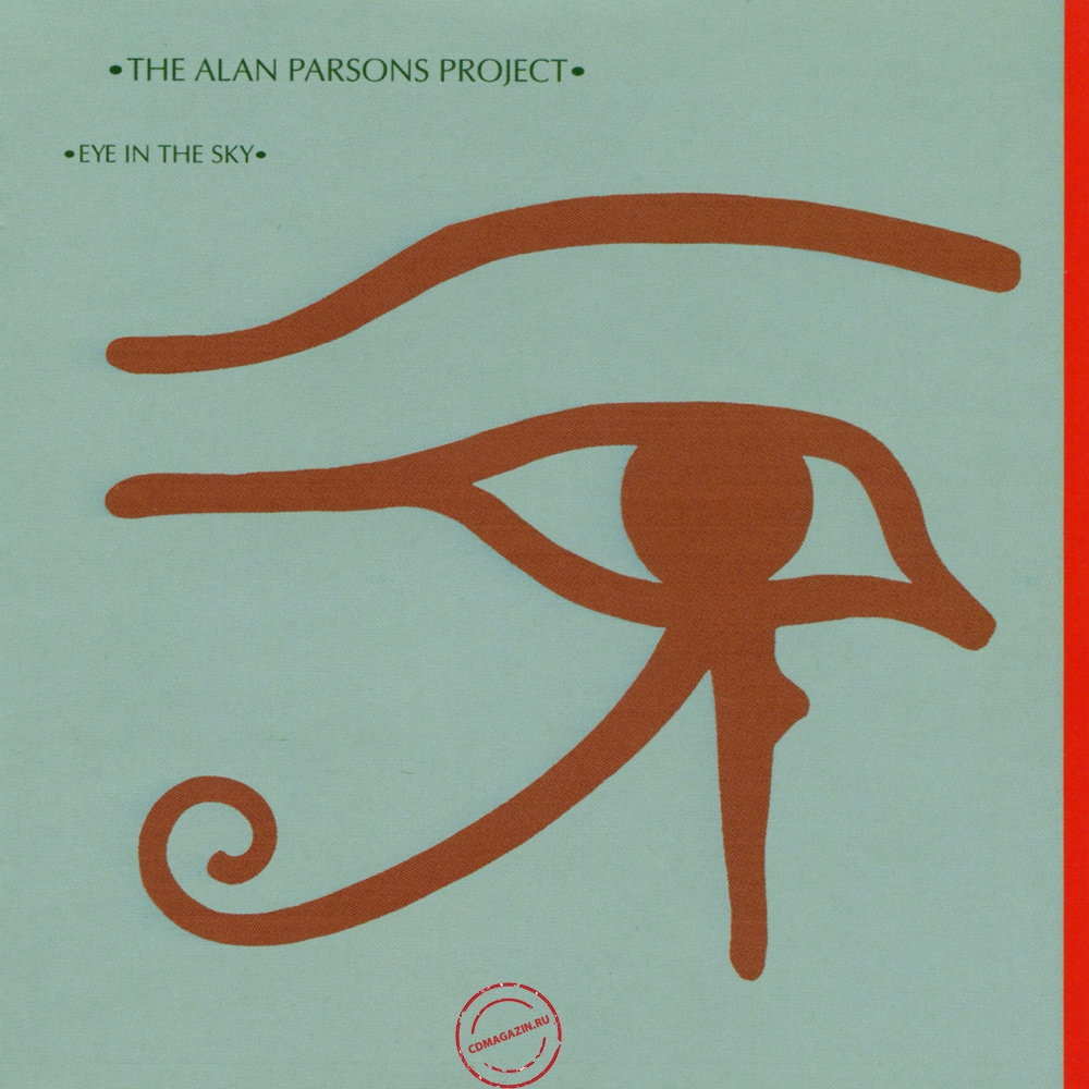 Audio CD: Alan Parsons Project (1982) Eye In The Sky