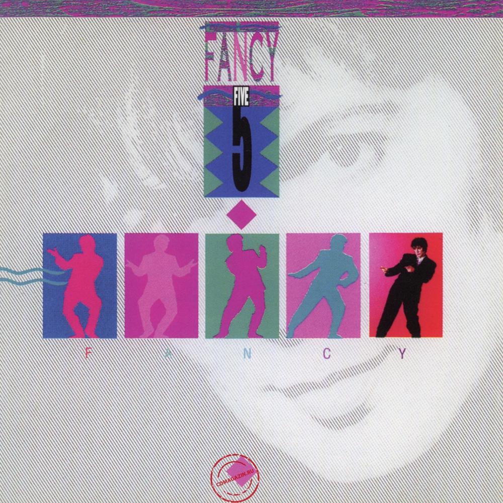 Audio CD: Fancy (1990) Five