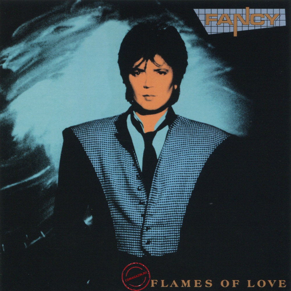 Audio CD: Fancy (1988) Flames Of Love