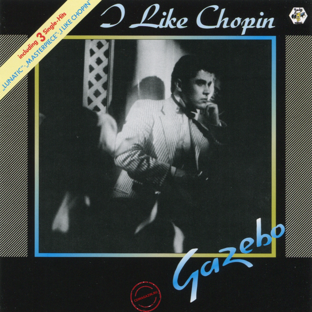 Audio CD: Gazebo (1983) I Like Chopin