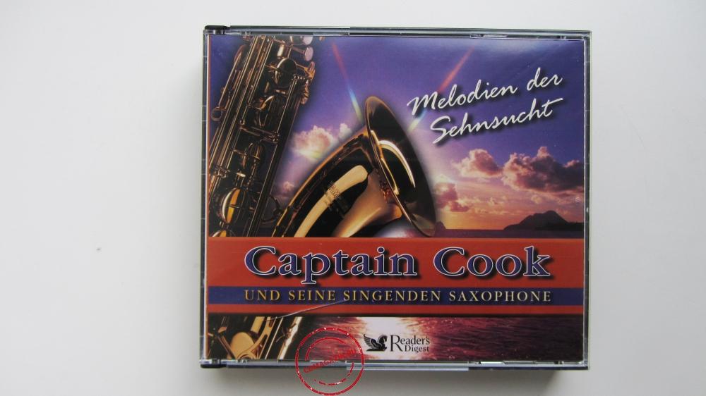 Audio CD: Captain Cook Und Seine Singenden Saxophone (2007) Melodien Der Sehnsucht