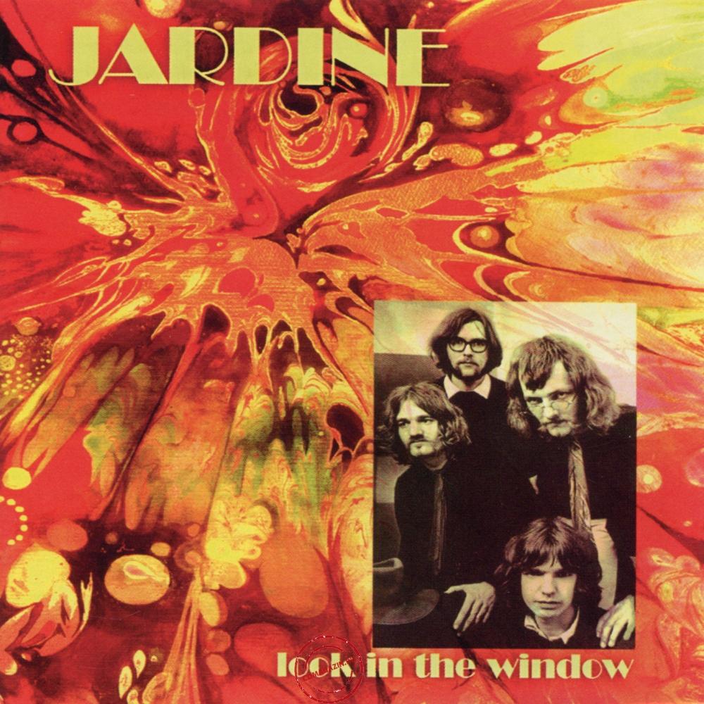 Audio CD: Jardine (1969) Look In The Window...