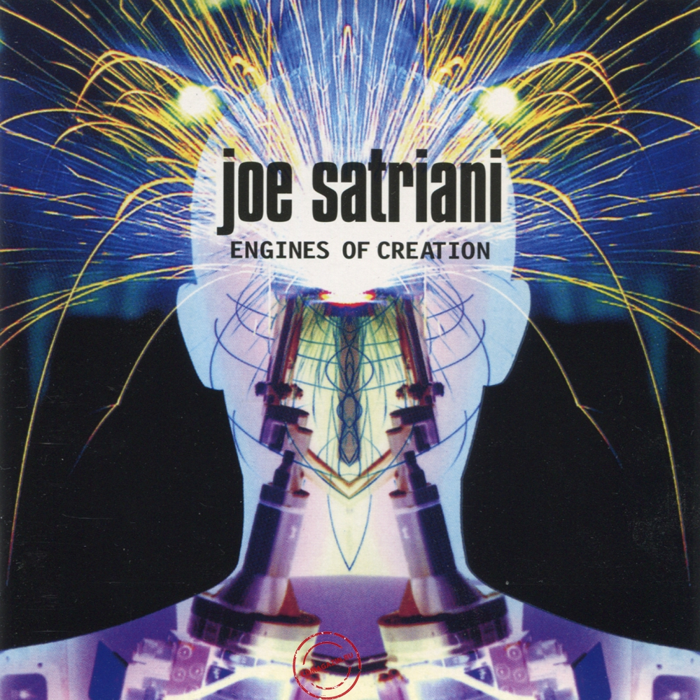Audio CD: Joe Satriani (2000) Engines Of Creation