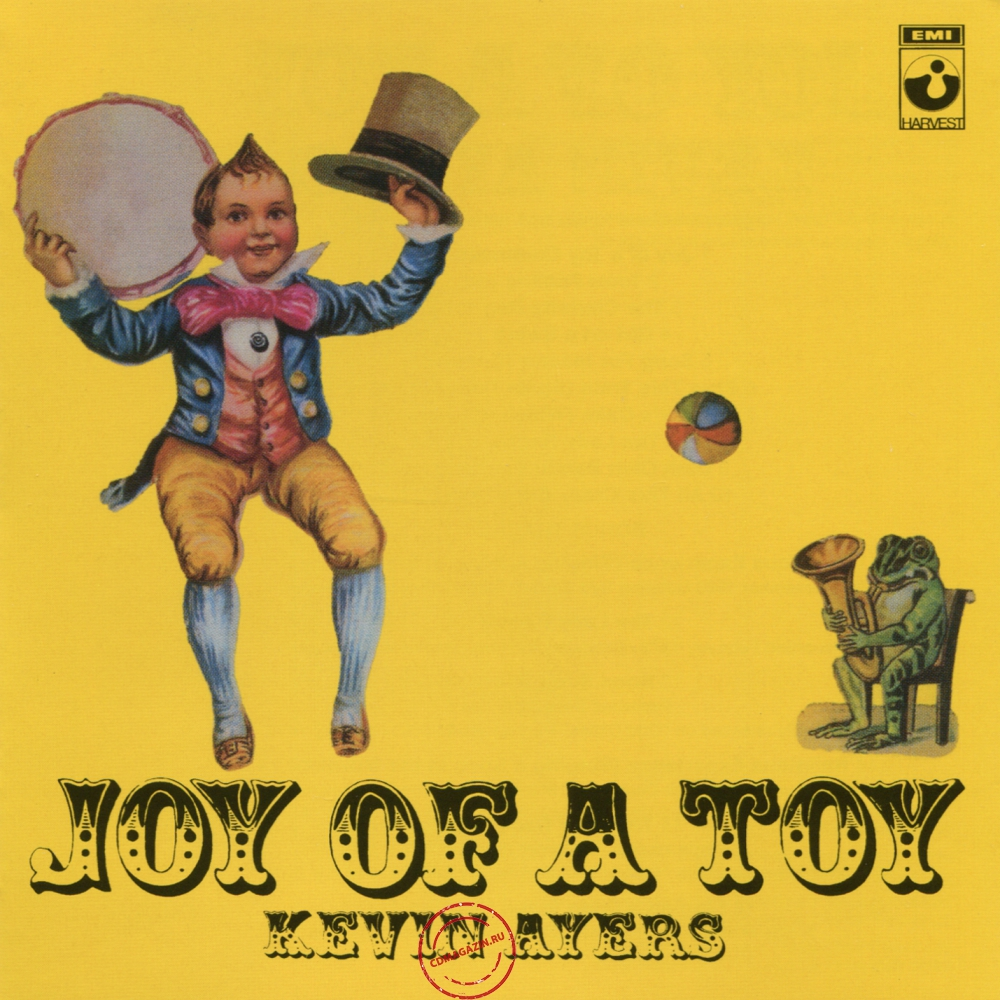 Audio CD: Kevin Ayers (1969) Joy Of A Toy