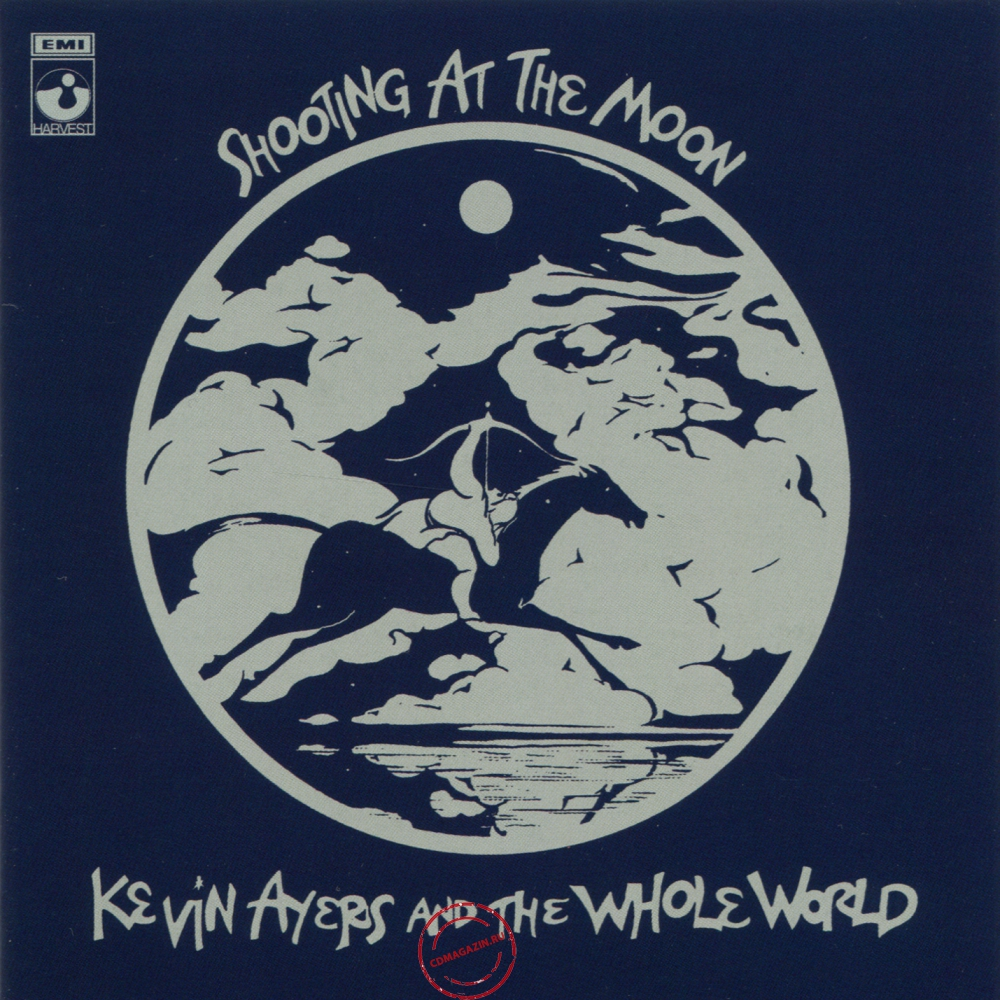 Audio CD: Kevin Ayers And The Whole World (1970) Shooting At The Moon
