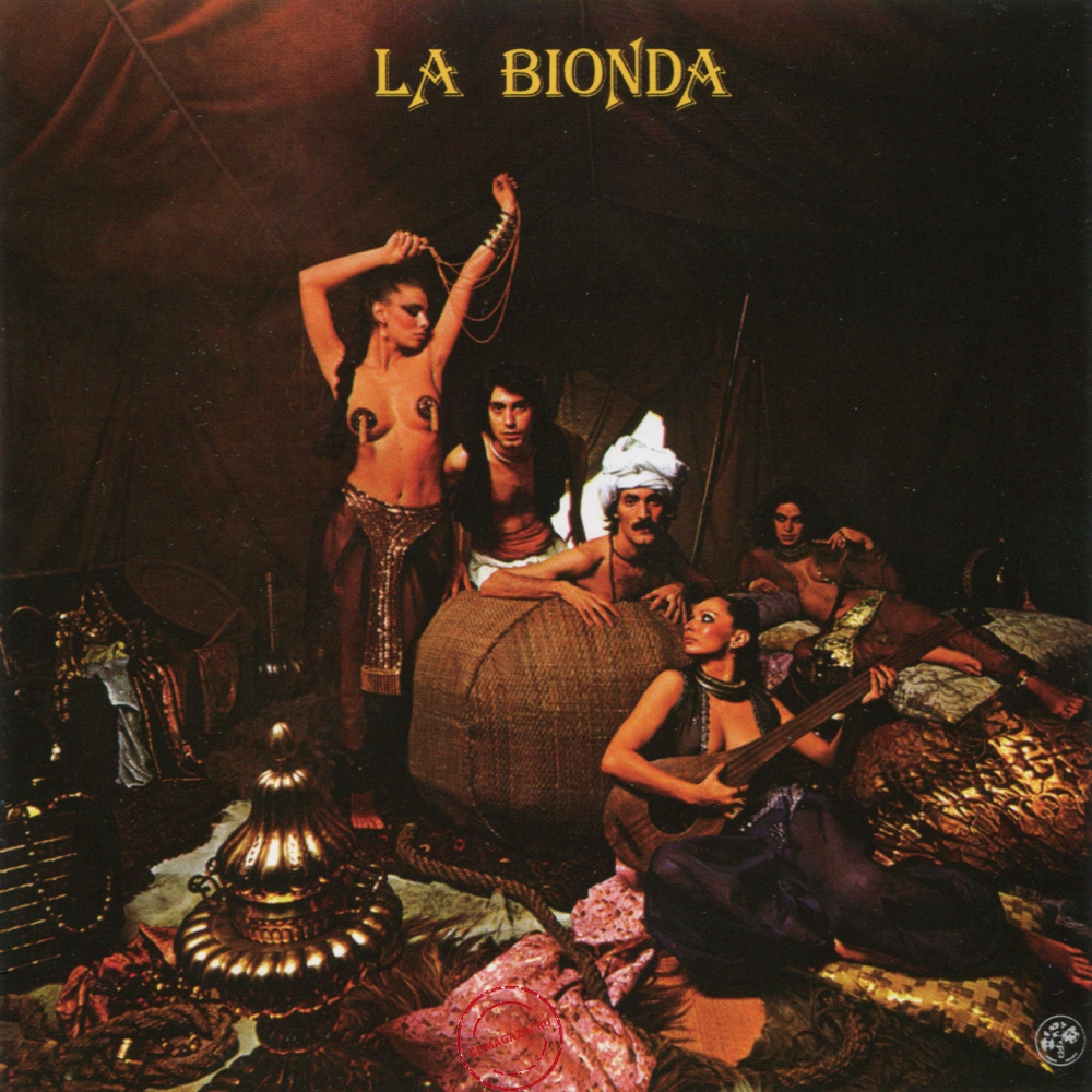 Audio CD: La Bionda (1978) La Bionda
