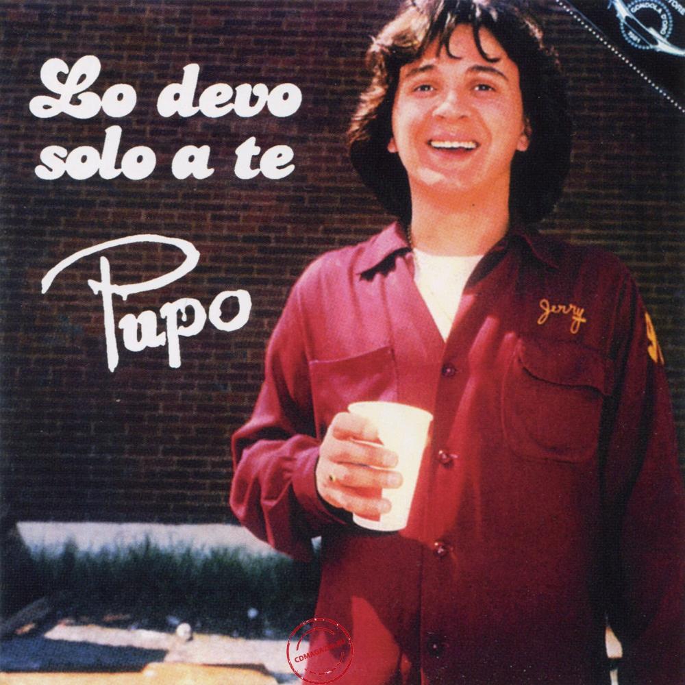 Audio CD: Pupo (1981) Lo Devo Solo A Te