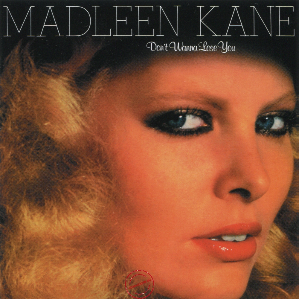 Audio CD: Madleen Kane (1981) Don't Wanna Lose You