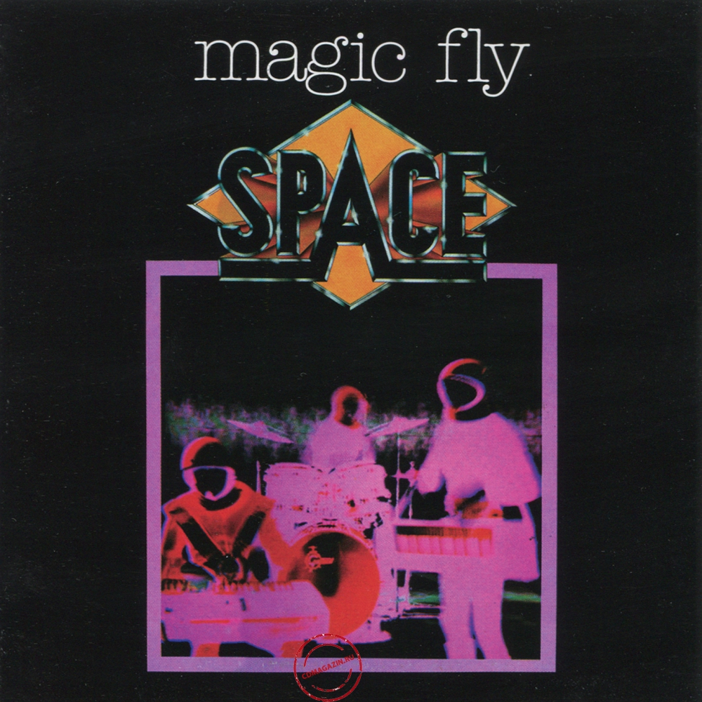 Audio CD: Space (1977) Magic Fly