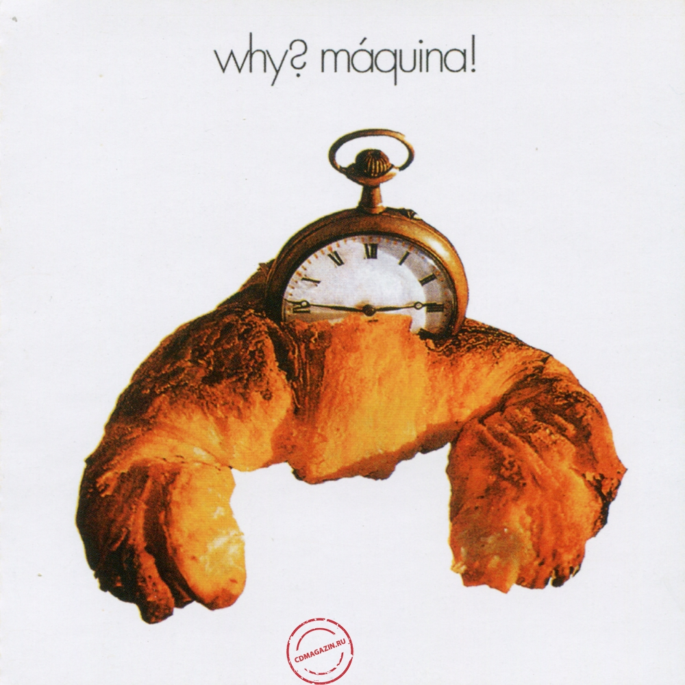 Audio CD: Maquina (1970) Why?