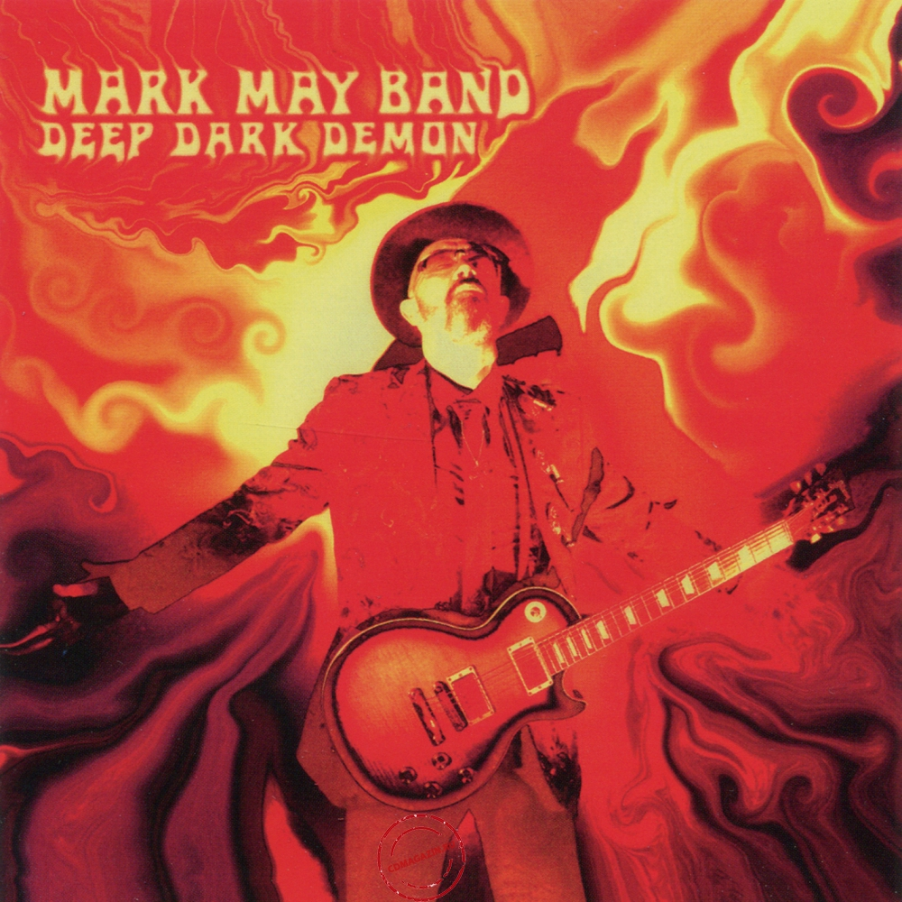 Audio CD: Mark May Band (2020) Deep Dark Demon