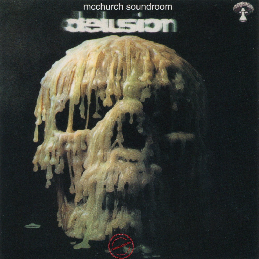 Audio CD: McChurch Soundroom (1971) Delusion