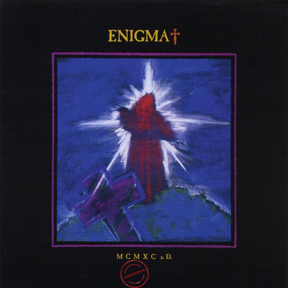 Audio CD: Enigma (1990) MCMXC a.D.