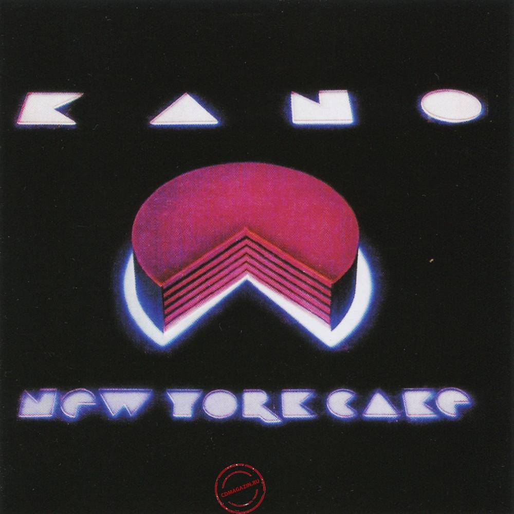 Audio CD: Kano (1981) New York Cake