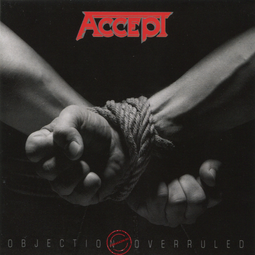 Audio CD: Accept (1993) Objection Overruled