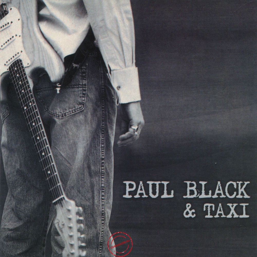 Audio CD: Paul Black & Taxi (1999) Paul Black & Taxi