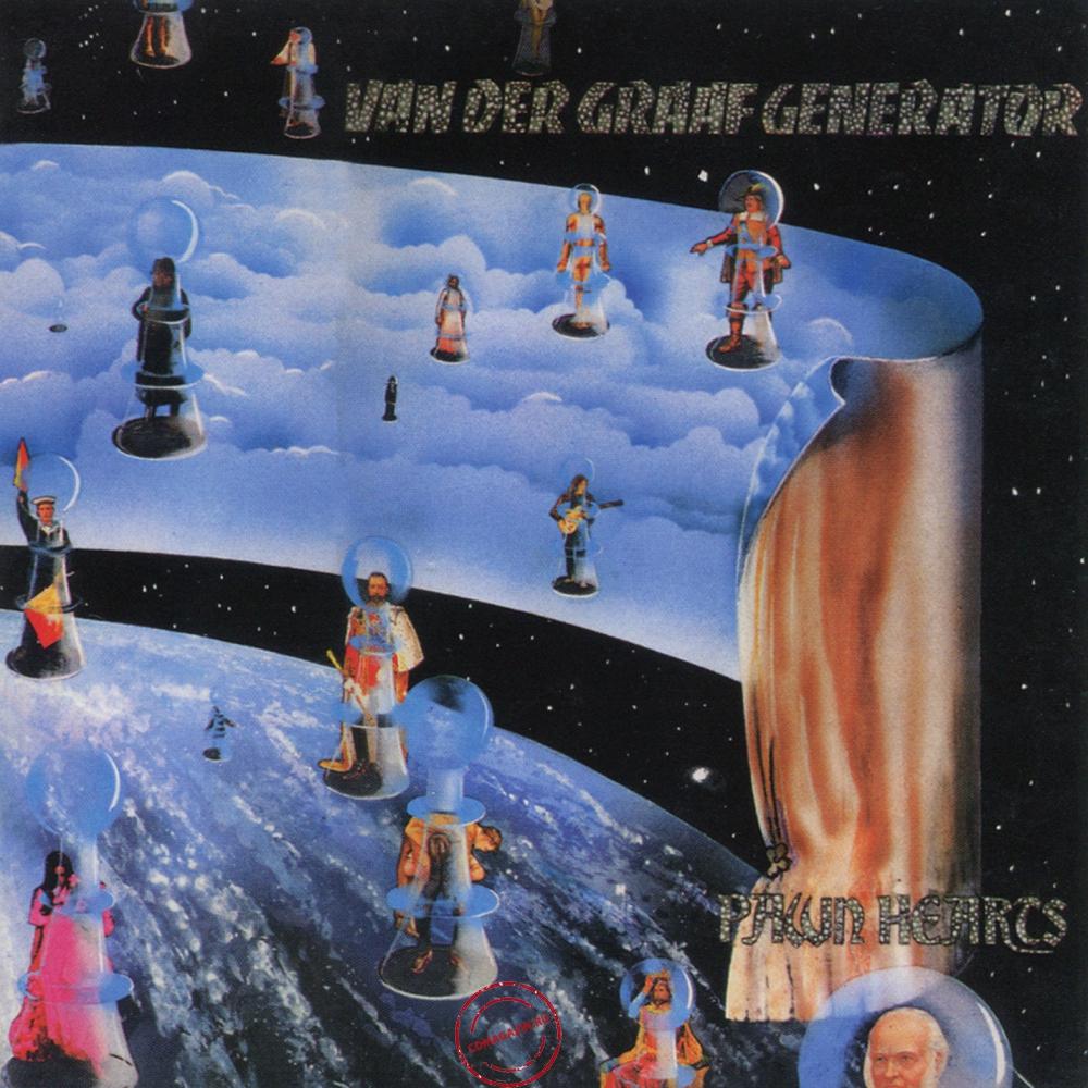 Audio CD: Van Der Graaf Generator (1971) Pawn Hearts