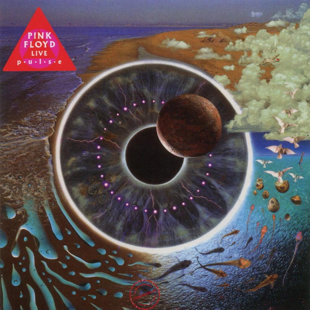 Audio CD: Pink Floyd (1995) Pulse
