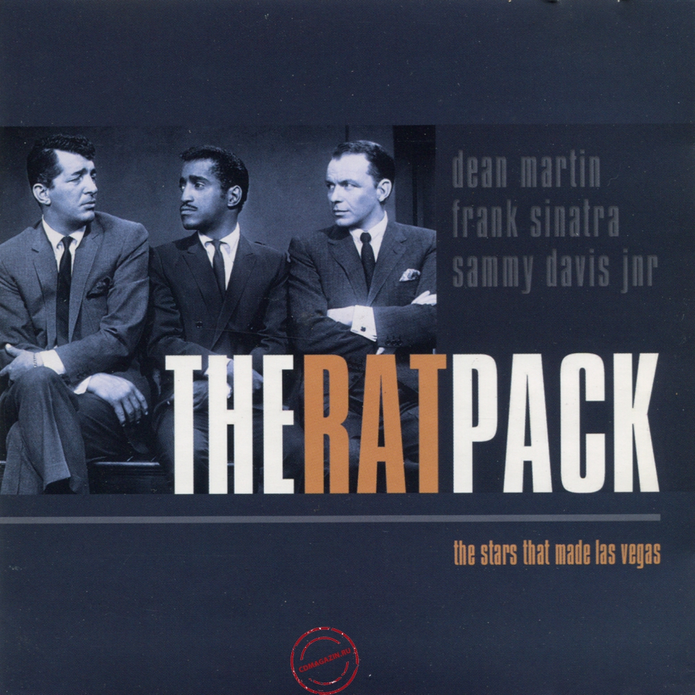Audio CD: Rat Pack (2004) The Stars That Made Las Vegas