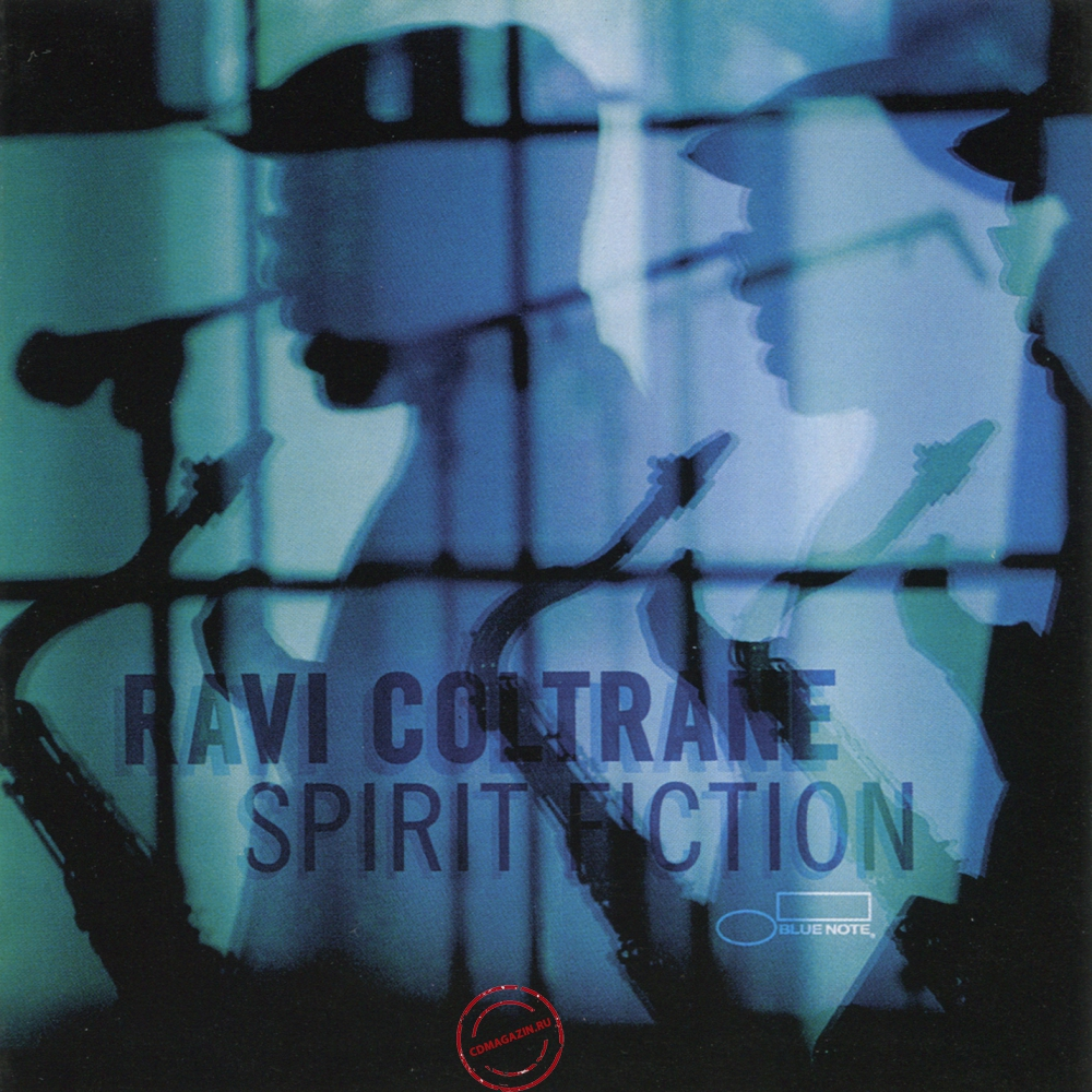 Audio CD: Ravi Coltrane (2012) Spirit Fiction