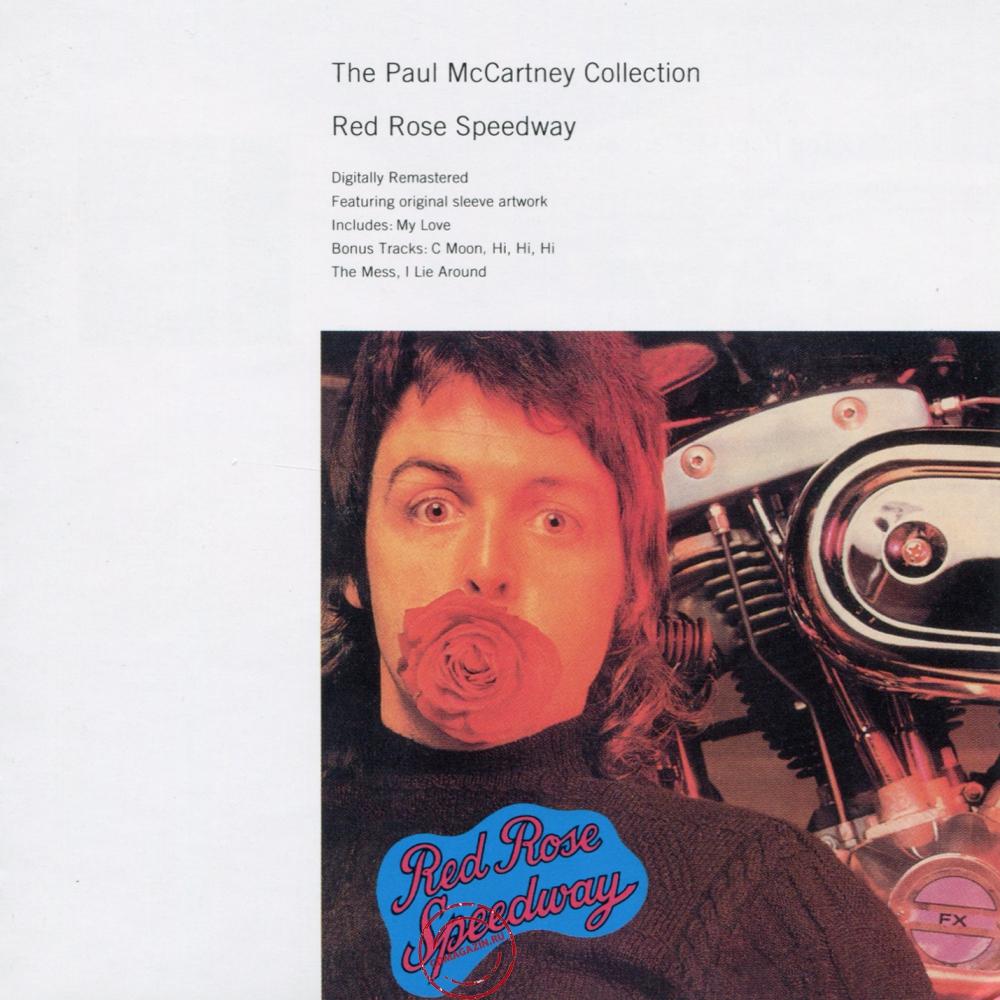 Audio CD: Paul McCartney (1973) Red Rose Speedway