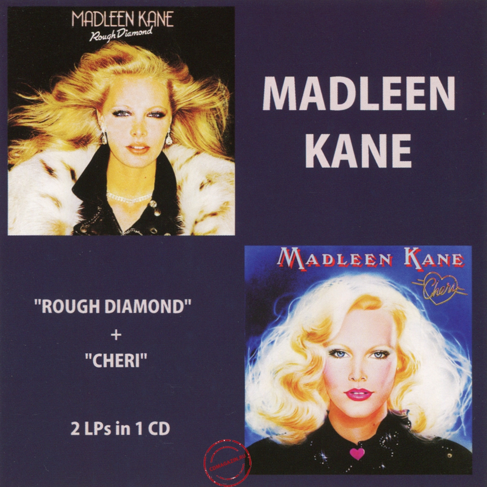 Audio CD: Madleen Kane (1978) Rough Diamond / Cheri