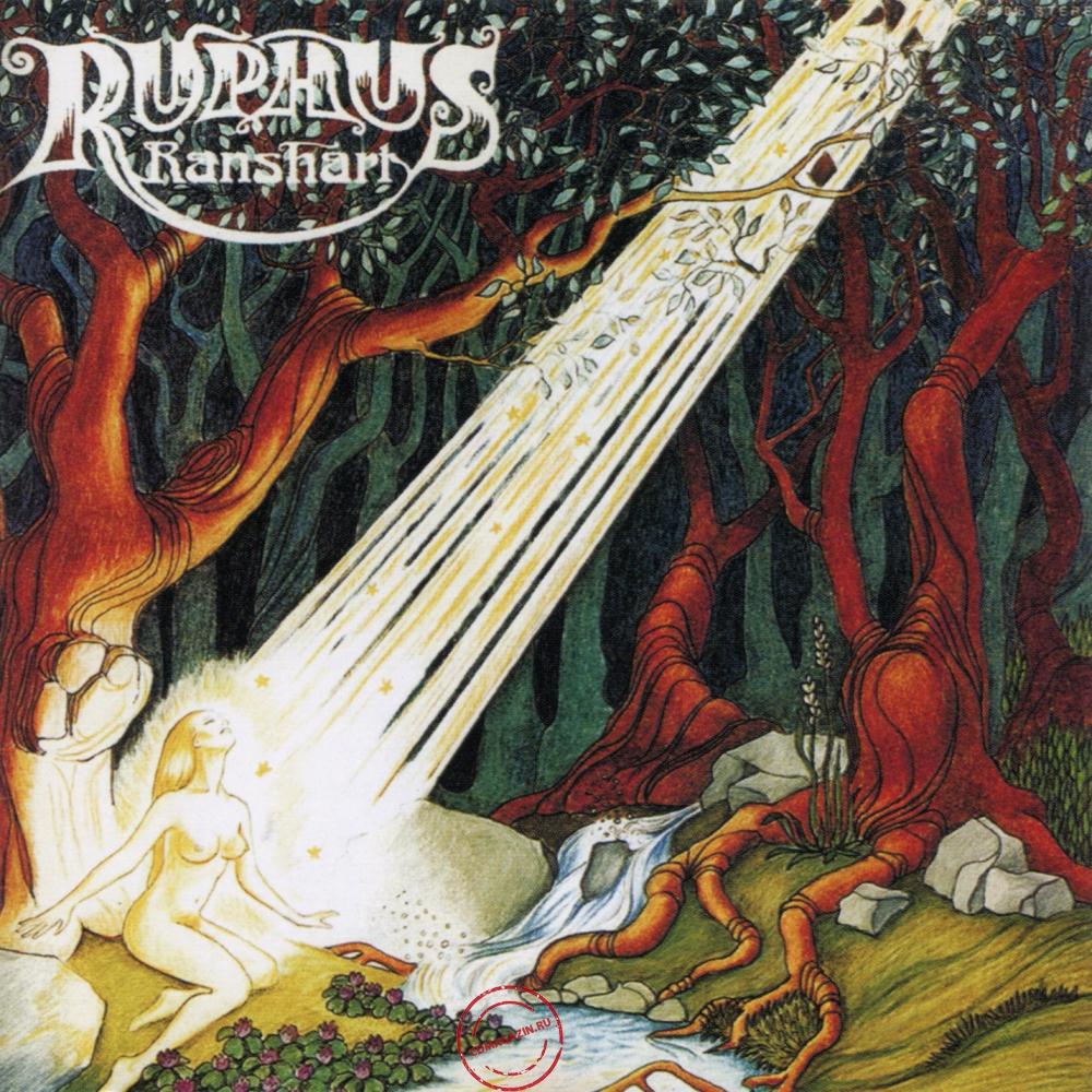 Audio CD: Ruphus (1974) Ranshart
