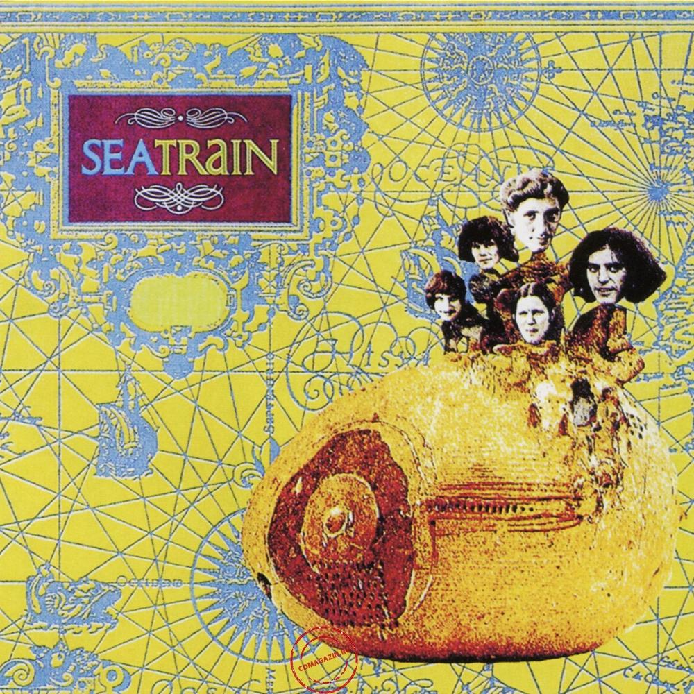 Audio CD: Sea Train (1969) Sea Train