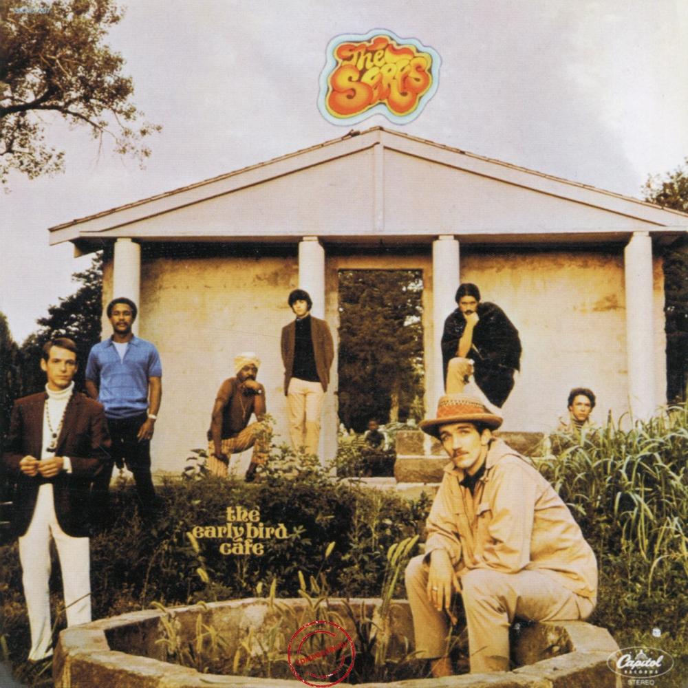 Audio CD: Serfs (3) (1969) The Early Bird Cafe