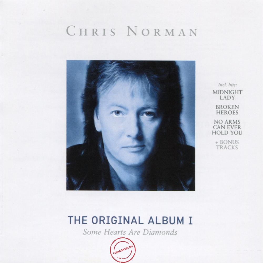 Audio CD: Chris Norman (1986) Some Hearts Are Diamonds