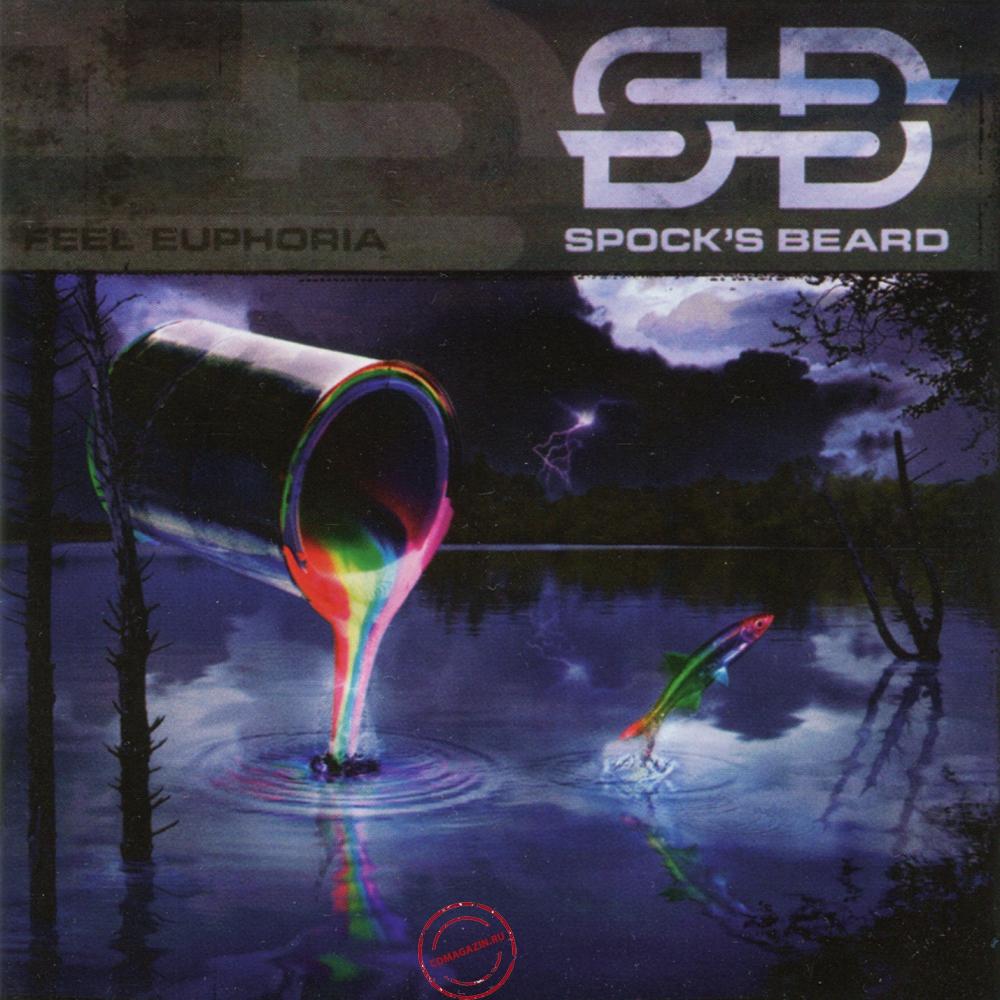 Audio CD: Spock's Beard (2003) Feel Euphoria