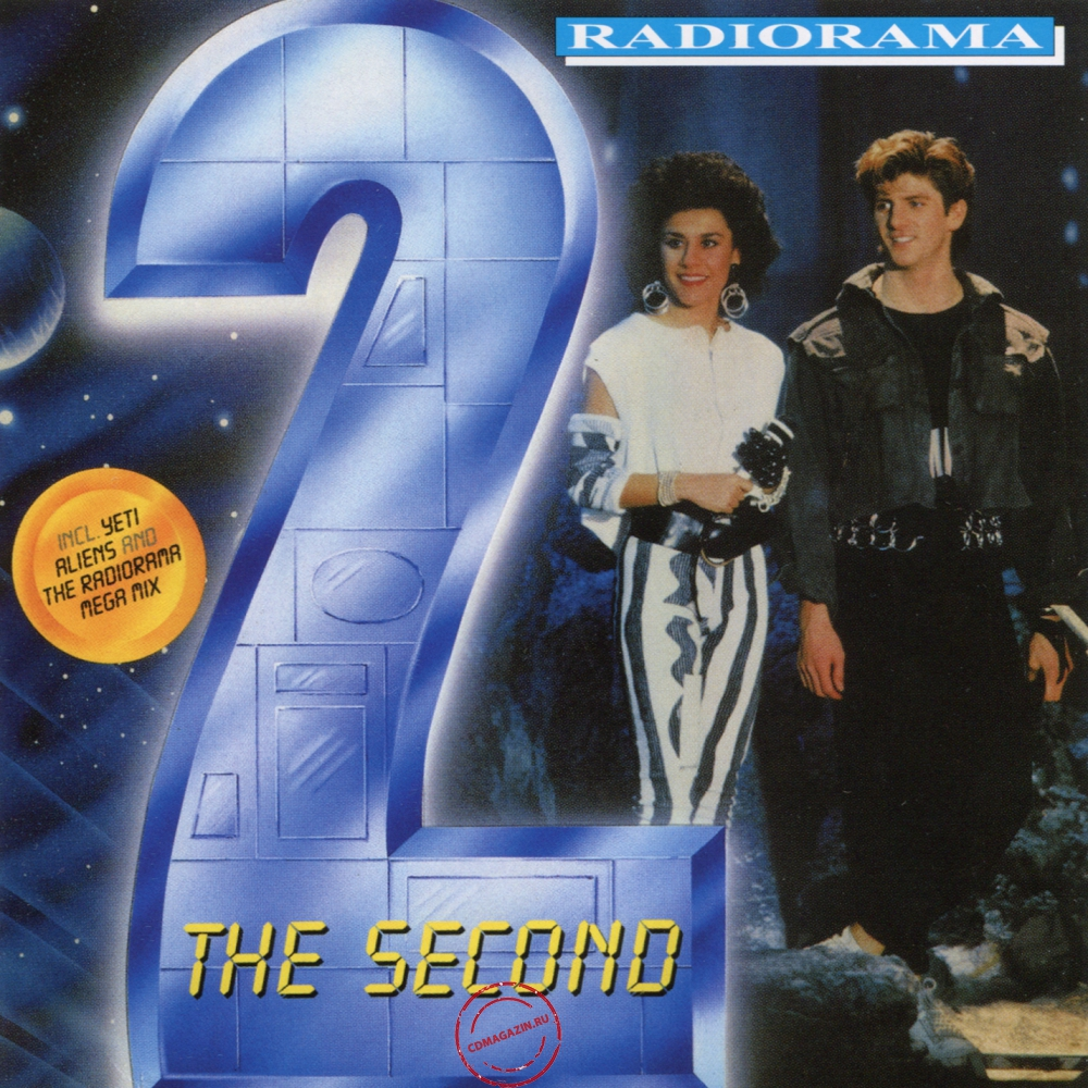 Audio CD: Radiorama (1987) The Second