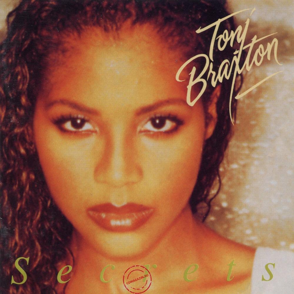Audio CD: Toni Braxton (1996) Secrets