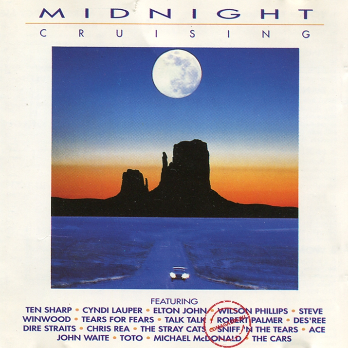 Audio CD: VA Midnight Cruising (1992) Midnight Cruising