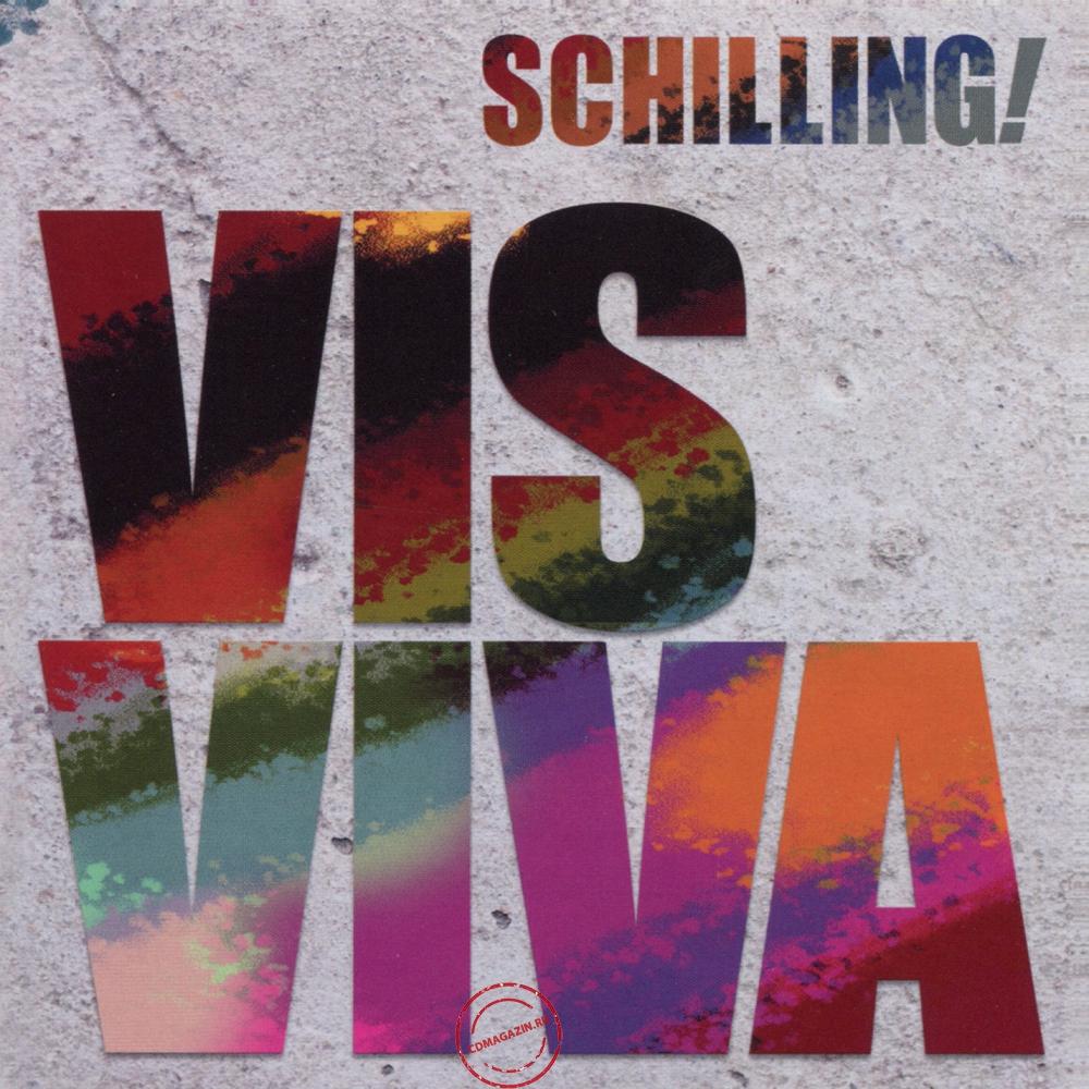 Audio CD: Peter Schilling (2020) Vis Viva