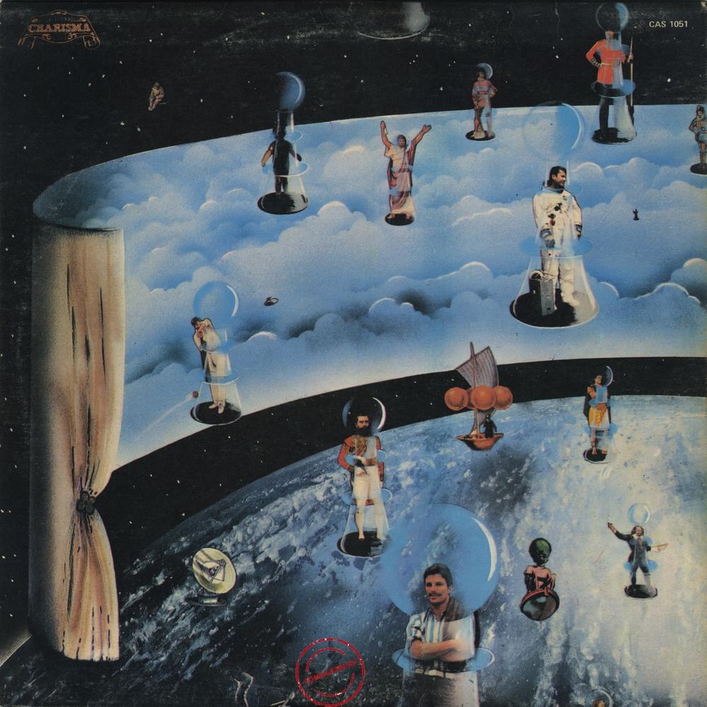 Оцифровка винила: Van Der Graaf Generator (1971) Pawn Heart