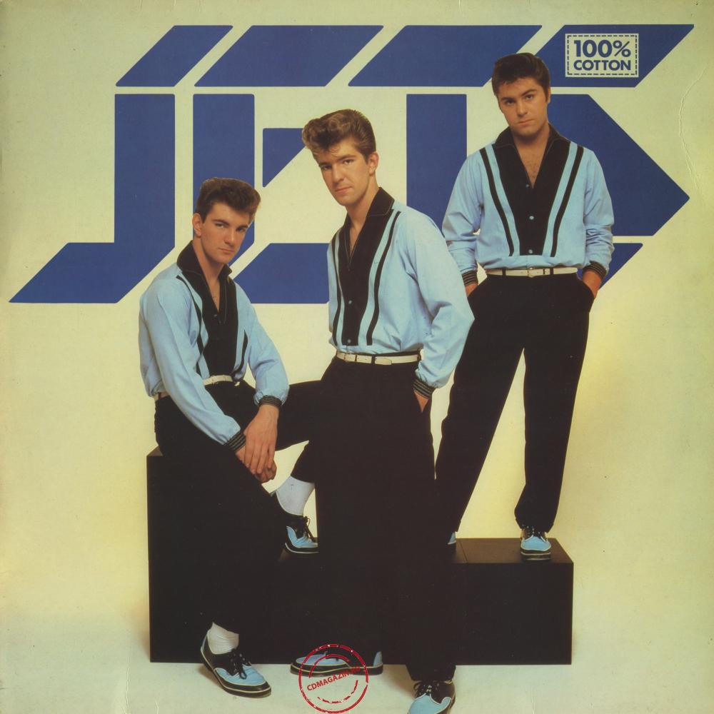 Оцифровка винила: Jets (1982) 100% Cotton