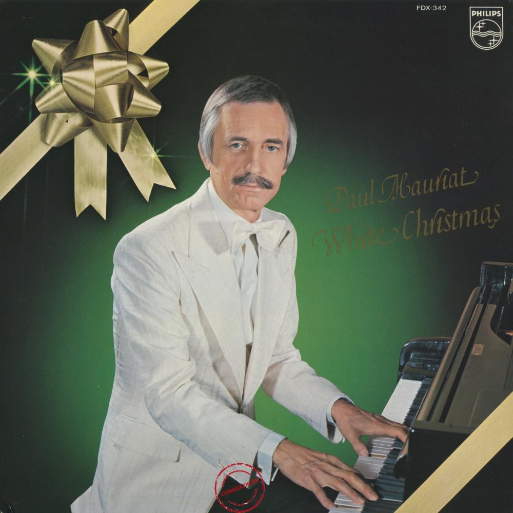 Оцифровка винила: Paul Mauriat (1977) White Christmas