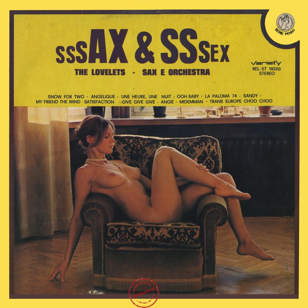 Оцифровка винила: Lovelets (1974) Sssax & Sssex Vol.1